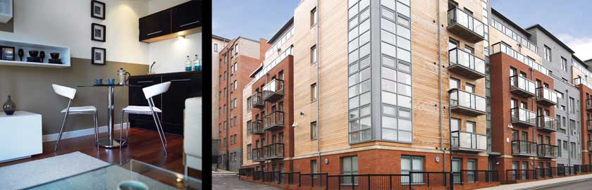 Q4 Apartments | Top Quality Student Apartments In Sheffield To Let
